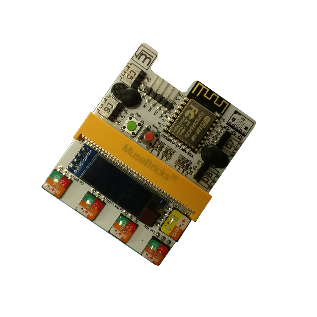 MuseLab WiFi IoT Robotic Shield for micro:bit