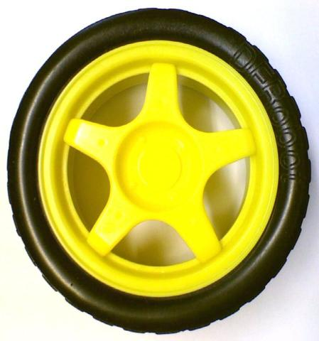 2x MuseLab 車輪